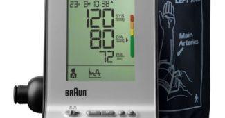 Tensiomètre Braun BP 6100 ExactFit