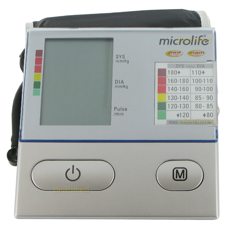 tensiomètre Microlife BP A100 Plus 2