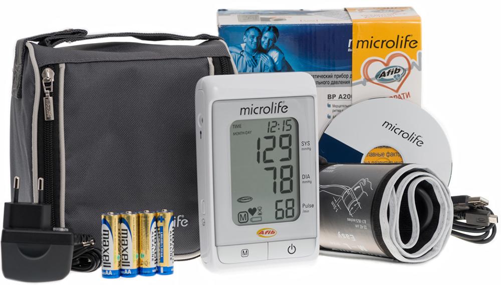tensiomètre microlife BP A200 PAD 2