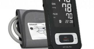 Omron MIT Elite Plus Connecté
