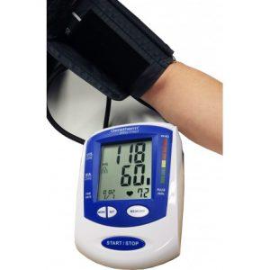 Tensiomètre au poignet ou au bras