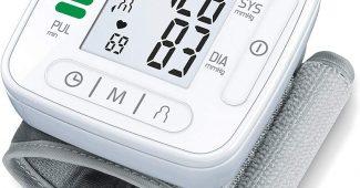 Tensiomètre électronique au poignet Sanitas SBC 22