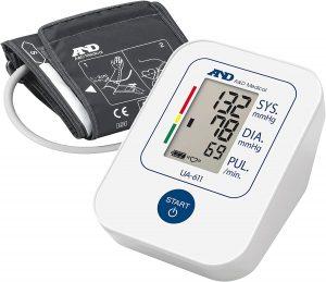 A&D Medical UA-611 Tensiomètre Electronique Bras, Validé Cliniquement